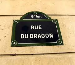 rue du dragon